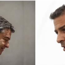 """Las dos almas de la UDI chocan por el plebiscito: senador Coloma asegura que el apruebo es un """"salto al vacío"""" y el alcalde Delgado advierte que una nueva Constitución """"no es sinónimo de caos"""""""