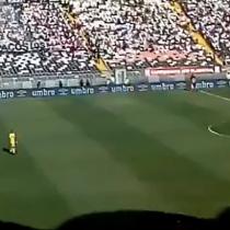 Incidentes obligan a detener por siete minutos el fútbol entre Colo Colo y Universidad Católica