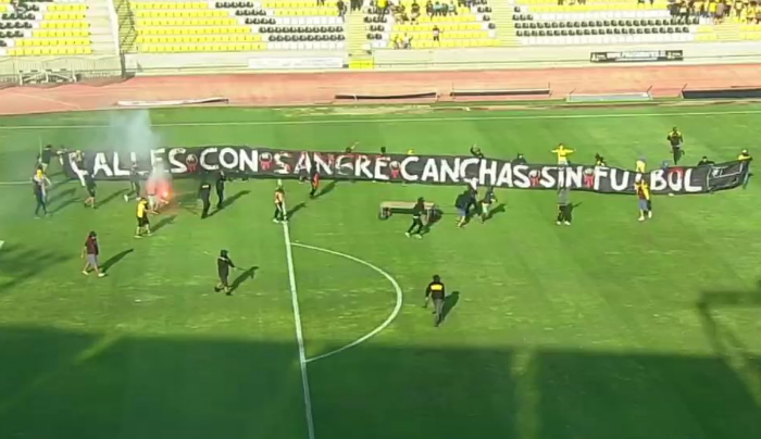 Universidad Católica y Coquimbo Unido fueron sancionados con partidos sin público tras incidentes en sus estadios