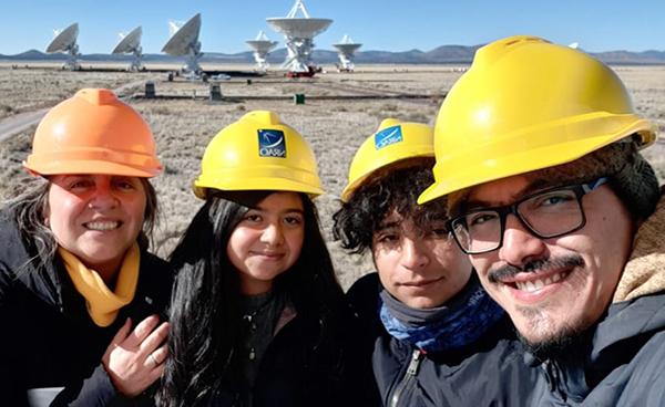 Alumna de Toconao prepara proyecto de reloj solar inspirado en cosmovisión andina