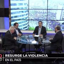 Estallido social: resurgen hechos de violencia y cuestionamientos a Carabineros por violación de DDHH