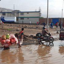 Al menos tres muertos deja aluvión por intensas lluvias en Tacna