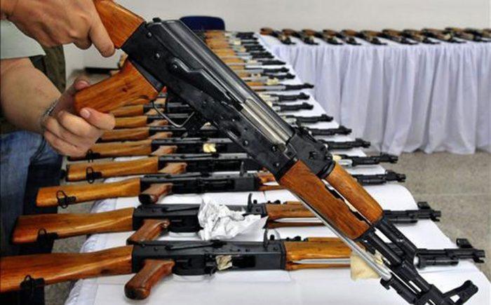 Caso AK-47: Interior no invocó la Ley de Seguridad de Estado y se querella por tenencia de armas