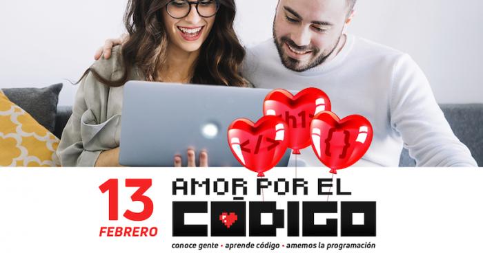 """Taller gratuito de programación para San Valentín: """"Amor por el Código"""" en Academia Desafío Latam"""