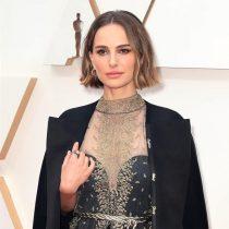 Con un mensaje oculto Natalie Portman reconoce a las directoras que no fueron nominadas en los Oscar