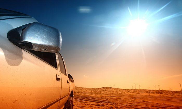 Los cuidados necesarios para el automóvil frente a las altas temperaturas