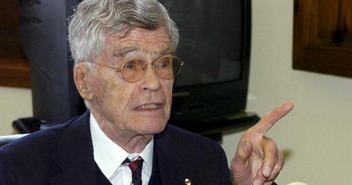 Fallece a los cien años el científico y filósofo argentino Mario Bunge