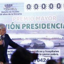 La insólita rifa en México con la que AMLO sorteará el lujoso avión presidencial (aunque el ganador no se lo llevará a su casa)
