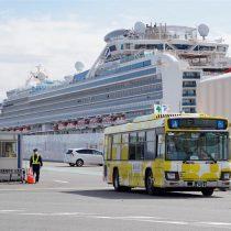 Chilenos dejan crucero Diamond Princess tras no arrojar positivo en test de coronavirus