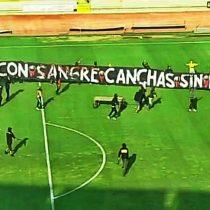 """Excoordinadora de Estadio Seguro: """"Los que dicen 'no son hinchas, son delincuentes', están igual que Piñera tratando a los manifestantes de delincuentes"""""""