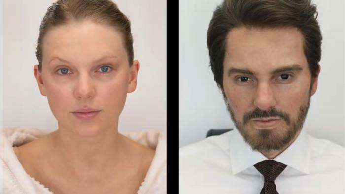 """Taylor Swift sorprende con su conversión en hombre para el video de """"The Man"""""""