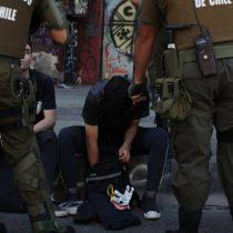 Efecto colateral del estallido social: Fiscalía reveló que detenciones de menores de edad subieron 10,7%