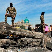 Cohetes impactan cerca de embajada de EE.UU. en Irak