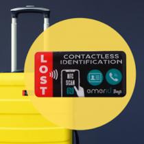 La nueva tecnología que permite identificar y localizar maletas sin necesidad de descargar una aplicación
