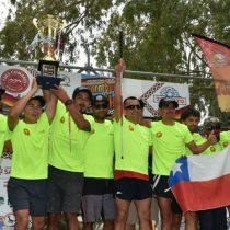 Después de 10 años, equipos chilenos ganan Marathon Extreme 506k Cruce Los Andes