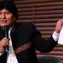 """Evo Morales no podrá ser candidato a senador: """"Esta inhabilitación es un atentado a la democracia"""""""