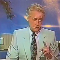 "Líos en la ""familia"" RN: Longton le recomienda a Allamand la franja del Sí del '88 para que ""saque ideas"""