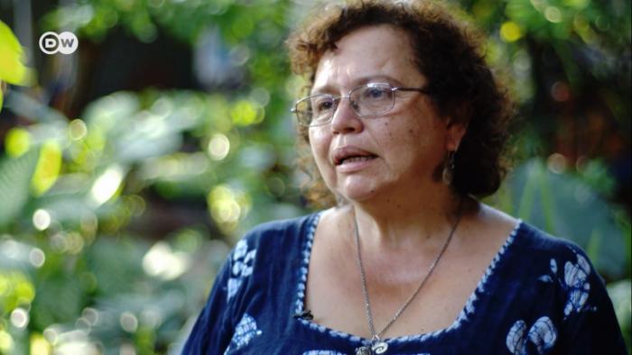 """Fuerza Latina – Morena Herrera: """"Despenalizar el aborto"""""""