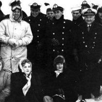 Hace 72 años un Presidente chileno fue el primer Mandatario en el mundo en visitar la Antártica