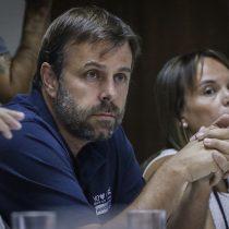 """Codina en picada contra el """"bozal"""" de la prescindencia ordenada por Piñera: """"La gente está reclamando transparencia"""""""