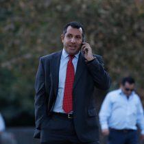 Los días negros de Hasbún: Fiscalía confirma investigación en su contra por cohecho