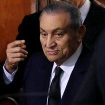 Muere el expresidente Hosni Mubarak, el hombre que gobernó Egipto con mano de hierro por 30 años