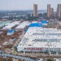 Impresionante: así fue como China construyó en tiempo récord un hospital para pacientes de coronavirus en Wuhan