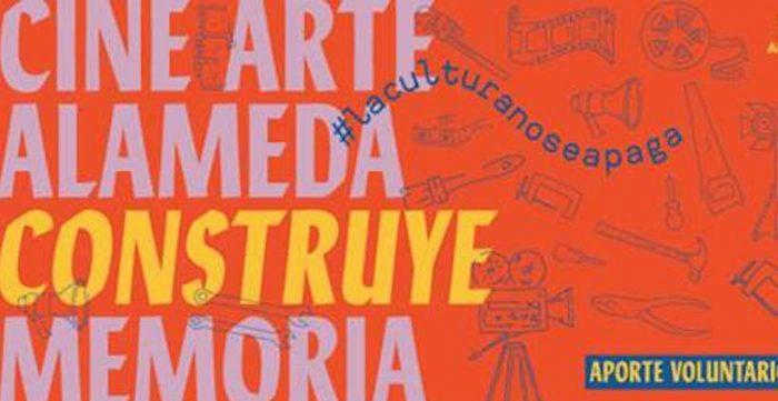 """Ciclo """"Cine Arte Alameda Construye Memoria"""" en Museo de la Memoria y los Derechos Humanos"""