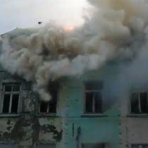 Casa de los Derechos Humanos de Punta Arenas sufrió gran incendio