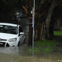 Australia registra las tormentas más intensas en tres décadas