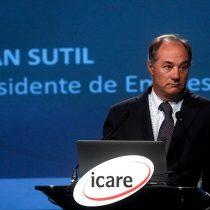 Sofofa decide por unanimidad apoyar candidatura de Juan Sutil para presidencia de la CPC