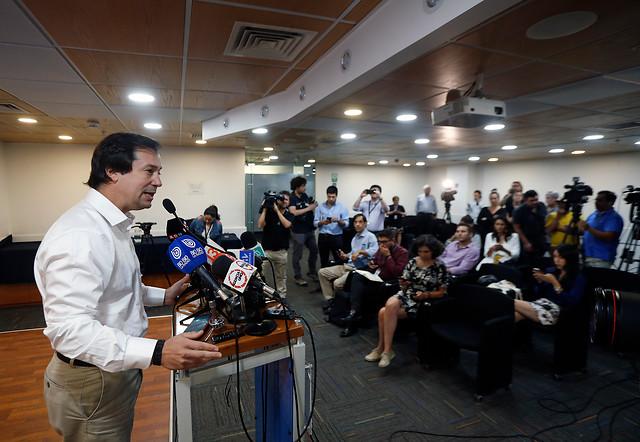 Pattillo fuera del INE: ministro Palacios confirma su desvinculación tras nuevo error con las estadísticas