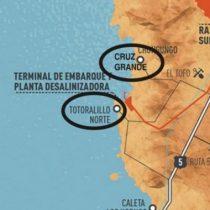 Oceanaacusa que se venció el plazo y pide caducar permiso ambiental de Puerto Cruz Grande en La Higuera