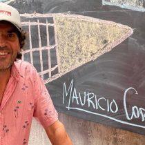 Mauricio Cortés, artista visual: