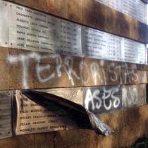 INDH condena destrozos en Memorial de Detenidos Desaparecidos de Temuco