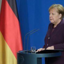 """La condena de Merkel tras tiroteo en Alemania: """"El racismo es veneno"""""""