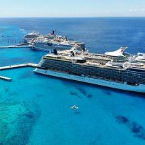 México recibe crucero rechazado en Jamaica e Islas Caimán tras descartarse un caso de coronavirus