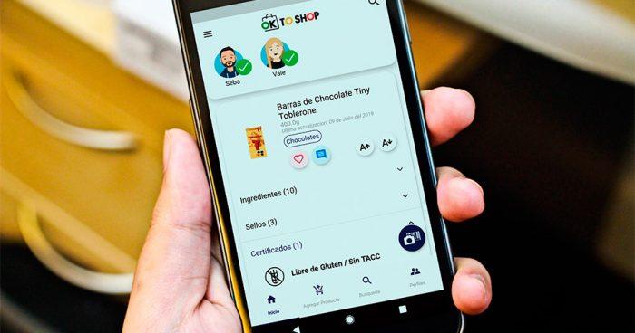 La app que te ayudará a comprar tus alimentos si tienes algún tipo de restricción alimentaria