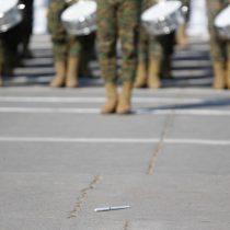 El Gobierno, las Fuerzas Armadas y el Orden Público