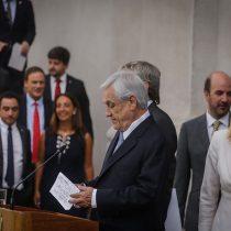 """Oposición critica a Piñera por repetir el libreto de la violencia sin mencionar lo """"verdaderamente necesario"""" como es un """"acuerdo económico social"""""""