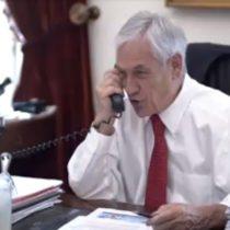 """""""Lo peor ya pasó"""": el optimista llamado telefónico de Piñera al Presidente chino Xi Jinping"""