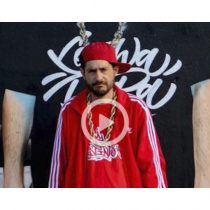 """El norte de MC Lenwa Dura, ex Tiro de Gracia:  """"Aparte de hablar de temas políticos y sociales, el rap es mi bitácora de viaje"""""""