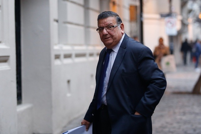 """Rabindranath Quinteros: """"No debo dar credenciales de demócrata o progresista ante nadie"""""""