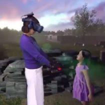 El avance de la tecnología: mujer se reencuentra con hija fallecida gracias a la realidad virtual