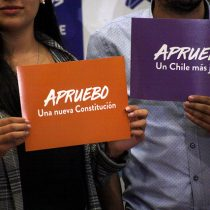 """Ximena Ossandón en lanzamiento de la campaña RN por el apruebo: """"La extrema derecha y la extrema izquierda no quieren cambios a la Constitución"""""""