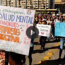 Cuando el dolor se hace presente: la crisis de la salud mental en Chile en el contexto del estallido social