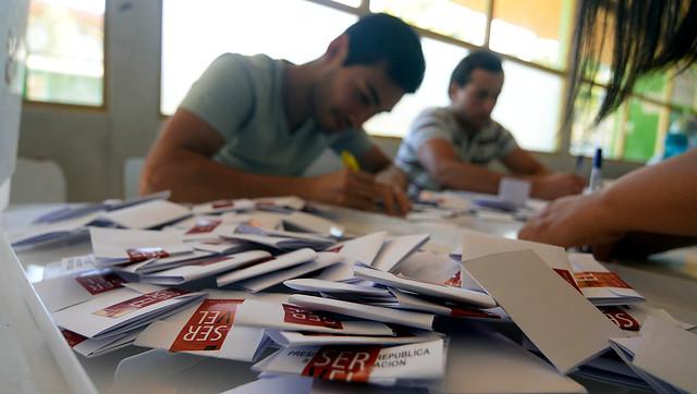 """Surge un nuevo partido político en medio del estallido: """"Movimiento por una Constituyente Democrática"""""""