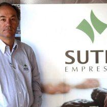 Las volteretas de Juan Sutil, el agricultor que impulsa la polémica carretera hídrica y que va por la presidencia de la CPC
