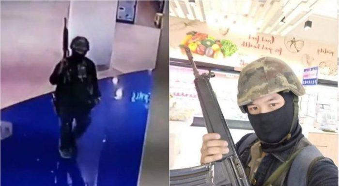 Al menos 17 muertos por un tiroteo en un centro comercial de Tailandia