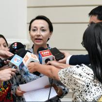 Vocera de la Corte Suprema condenó